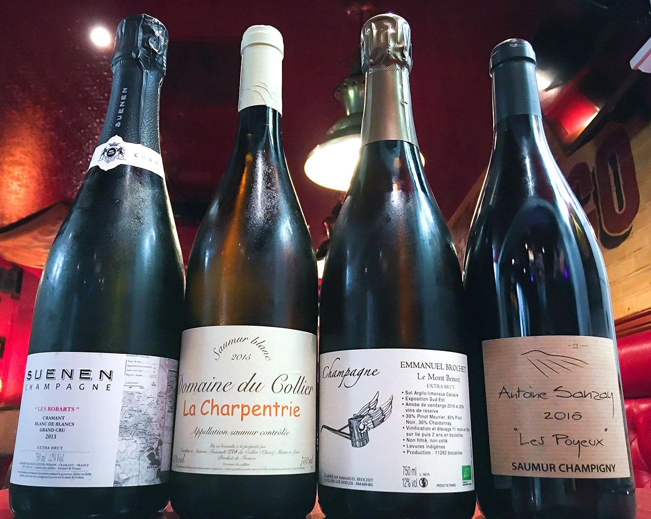 Une carte des vins et champagnes superbe et unique sur Reims. The Glue Pot : fameux bar à vins et Champagnes situé à Reims !
