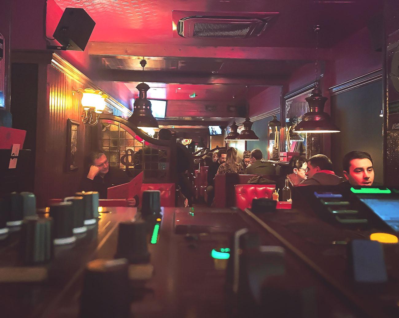 Musique et live Dj au The Glue Pot à Reims, tous les week-ends: Disco, Funk, Soul, Eighties, 80's, Deep House et Nu Disco. Le temple de la musique électronique Rémois !